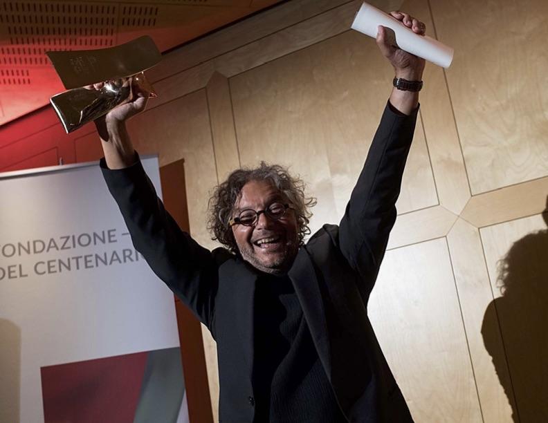 Premio 2016 a Daniele Finzi Pasca
